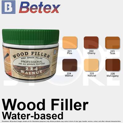 Vmall Betex Water Based Wood Filler 200g 221 Pine 222