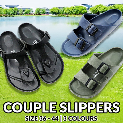~Rubber slippers Deals for only S$29.9 instead of S$0
