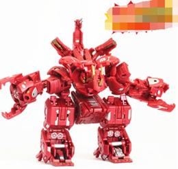 正版爆丸爆丸小子7合一巨龙组合爆丸变形合体玩具套装正版散货