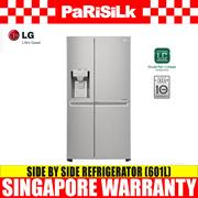 LG GS-L6012PZ Side by Side Refrigerator (601L) - Singapore Warranty