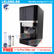 Water Dispenser KDN300A Hot Cold Korea 4 Water Filters Water Purifier System Water Dispenser