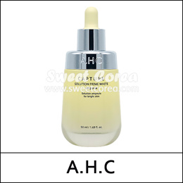 [A.H.C] ⓐ Capture Solution Prime White Ampoule 50ml