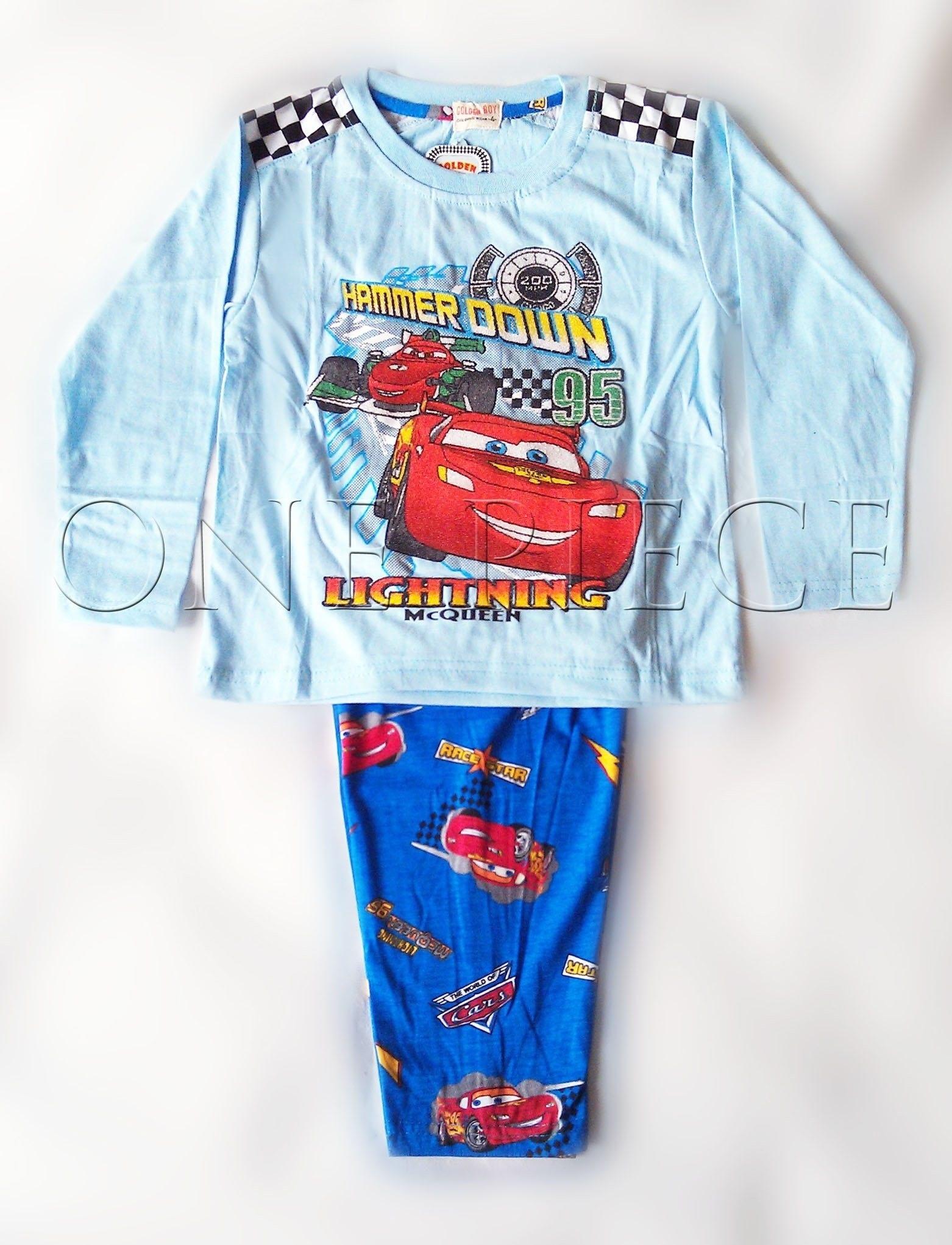 Children Pajama Set Pakaian Anak Qoo10