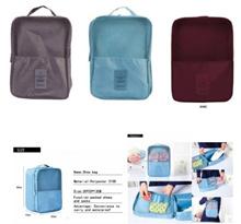 Shoe gym bag travel storage organizer pouch