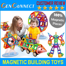 【CHEAPEST ON QOO】 NEXT DAY SHIPPING! Mag Pieces Build up Toys/Enhance Creativity Brain Development