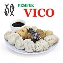 [Free Shipping YES] PEMPEK VICO PALEMBANG ISI 30 / 38 / 50 / 63