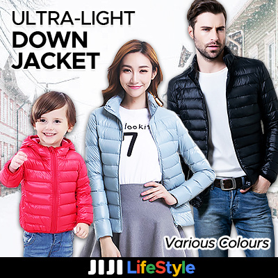 ? Winter Jacket Deals for only S$35 instead of S$0