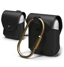 elago AirPods Genuine Leather Case