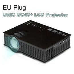 UC40+ LED Projector USB/SD/AV/HDMI Portable Mini Projector / Bim Projector / movie / Picture