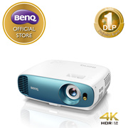 BenQ TK800 4K UHD HDR Home Entertainment Projector for Sports Fans (Ready for Soccer Match)