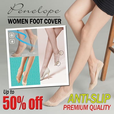 2a609e26c4b FREE SHIPPING! (Normal mail) SPECIAL DEAL! WOMEN FOOT COVER   PREMIUM  QUALITY