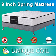 PERFECTA UNIQUE COIL MATTRESS * Free Delivery * Single | S.Single | Queen | King size