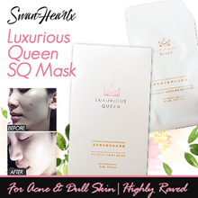 INSTA FAMOUS SQ Mask! Luxurious Queen Mask LQ Mask! FREE 1 PIECE! FREE DELIVERY!