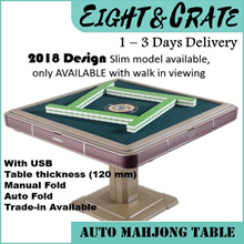 🇸🇬 12 mth warranty 🇸🇬 Mahjong Table 🇸🇬 Folding Automatic Mahjong table Mothers day gift