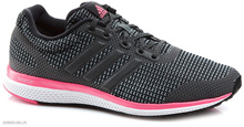 SUPER CLEARANCE SALE! 80% OFF Adidas Ladies Running Mana Bounce W Trainers Grey AF4114