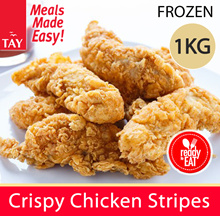 Crispy Chicken Strip 1kg (28g/pc)