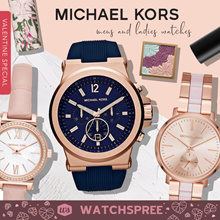 [APPLY 25% OFF COUPON] Michael Kors Men and Ladies Designer Watches. Free Shipping!