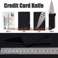 Credit Card Knife/outdood knife/easy to you/iphone/MasterCard knife