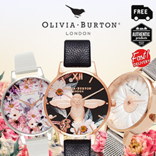 *USE 25% OFF COUPONS* [CitiWatches] Olivia Burton Ladies Watches (New Arrivals)