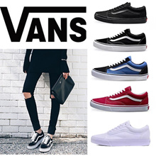 Van s Old Skool low-top CLASSICS Unisex MENS WOWENS Skateboarding Shoes Sports canvas ShoesSneakes