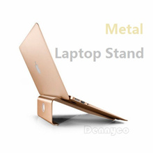 Laptop Stand Notebook Desktop Holder Tablet Stand Bracket Premium Quality Aluminum Cooling for PC