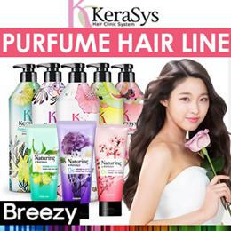 BREEZY ★ [Kerasys] Perfume Edition / Hair Care / Shampoo / Rinse / Conditioner / Hair Essence / Trea