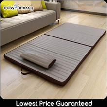 Foldable Mattress/ 2 Sizes / 2 Colors/ Breathable Comfortable Material