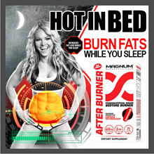 【SLEEP 💤 N BURN FAT🔥 ALL NIGHT】Magnum Nutraceuticals AFTER BURNER Pharmaceutical Grade Fat Burner