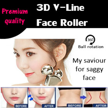 🇰🇷MADE IN KOREA 💖 PREMIUM 3D MASSAGER 💖 100% V-SHAPE FACE + SLIM BODY 💖  MICRO CURRENT🔌