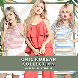 OOTD SG // 2019 Korean New Arrivals // Free Size Dress  Tops Jumpsuits // Buy 3 Free Qxpress