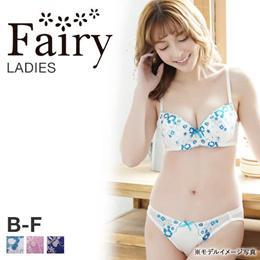 Fairy Night Light Bra and Panty Set (Sizes B-F)(1771203A)