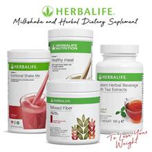 BEST SELLER - HERBALIFE Milkshake and Herbal Dietary Supplement Help To Lose Your Weight