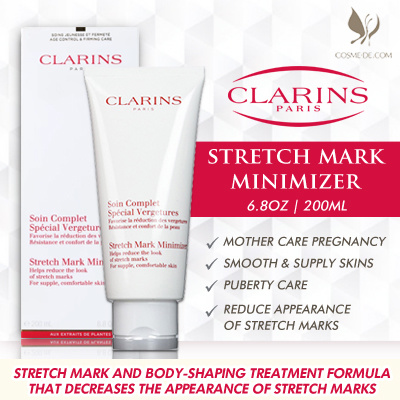 3898764fd3fab Clarins Stretch Mark Minimizer - 200ml (Mother Care Pregnancy   Puberty  Skin)