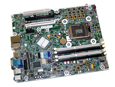 HP COMPAQ 8200 ELITE SFF P/N:611793-002 611834-001
