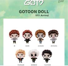 [ GOT7 ] GOTOON DOLL (ARRIVAL Ver.)