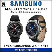 SAMSUNG AGENT SET GALAXY GEAR S3 FRONTIER Non-LTE I Local Warranty