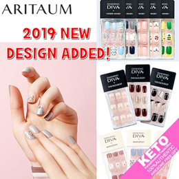 [Aritaum] Dashing Diva/magic press/magic gel strip/nail sticker/foot sticker/nail polish/pedicure/