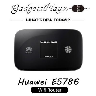 Qoo10 - Huawei E5786 : Computer & Game