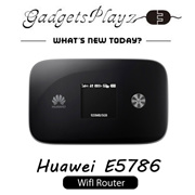 Huawei E5786 Cat 6 4G/LTE-Advance 300Mbps (2CA) Mobile Wifi Router - (International Version/ Unlock)