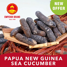 Healing Properties Anti-Coagulated and Boost Immune System - Papua New Guinea Sea Cucumber 250gm Pro