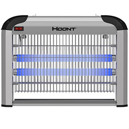 [HOONT] 4316278501 - Powerful Electronic Indoor Bug Zapper – 20 Watts, Covers 6,000 Sq. Ft. / Fly Ki