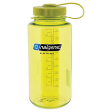 Nalgene 1l Wide Mouth Spring Green Water Bottle CHEAPEST and Authentic 32oz