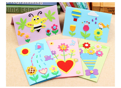 Greeting Cards Teacher Day Birthday Card DIY Art And Craft