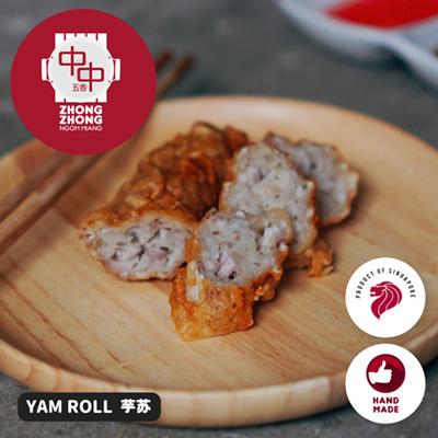 Yam Roll