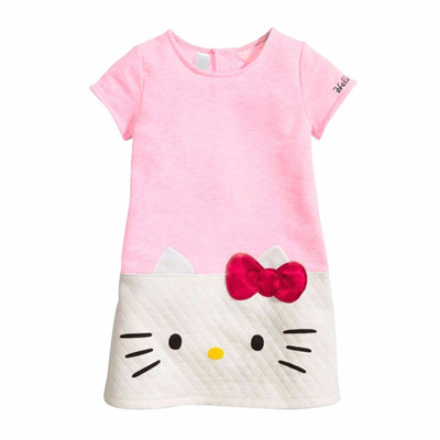 9d07126dc 6 Color Hello Kitty Dresses for Girls Clothes Baby Girls Dress Christmas  Dress for Girl Princess