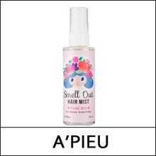 [A Pieu] APieu ★ Big Sale ★ Smell Out Hair Mist 80ml - # Floral Girl