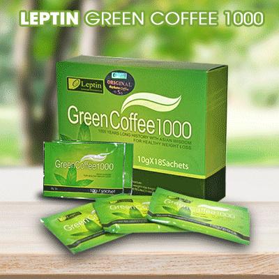 leptin green coffee nl