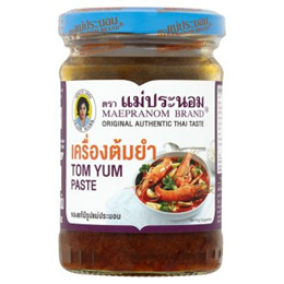 Maepranom Brand Tom Yum Paste 228g [Halal Certification]