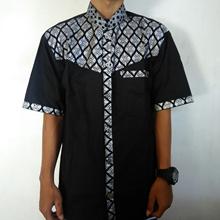 Batik Solo Pria Modern Masa Kini