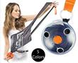 Nylon Rotating Folding Large Capacity Portable Shopping Bag